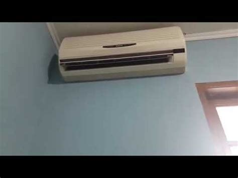 Ac Panasonic Organix 2003 national cs c78kj organix air conditioner indoor