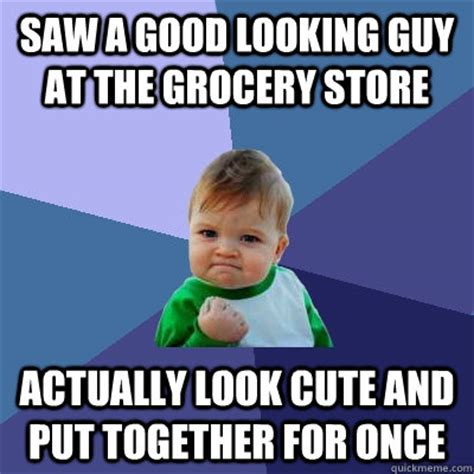 Tips On Looking More Put Together by Saw A Looking At The Grocery Store Actually Look