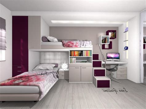 home decor for teens cool bunk beds for teenagers home decor loversiq