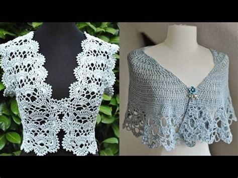 chaleco crochet para mujer abierto con botones paso a paso teje chaleco daniela crochet f 193 cil y r 193 pido youtube