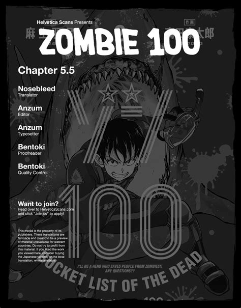 Zombie 100 ~100 Things I Want To Do Before I Become A