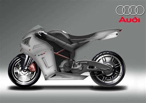 Audi Bike by Audi Bike Render By Gavin Harvey At Coroflot