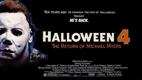 The Return Of by 4 The Return Of Michael Myers Makes For A