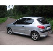 2002 Peugeot 206 Photos 16 Gasoline FF Manual For Sale