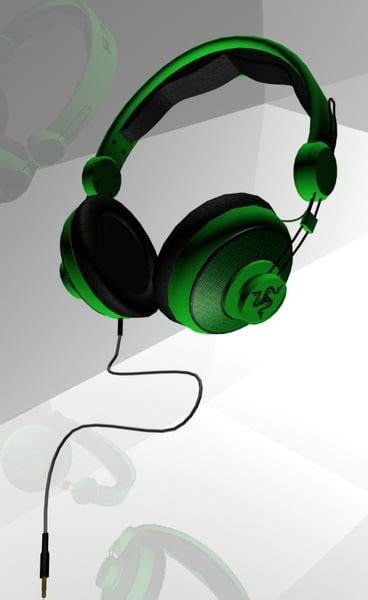 Jual Headset Razer Orca razer orca headphones 3d max