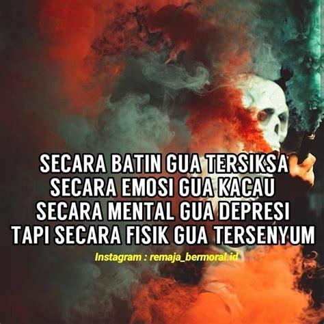 kata kata depresi kehidupan