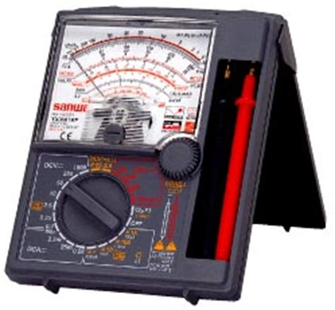 Multitester Listrik Sanwa Yx360trf Multi Tester Yx360trf Rm120 00