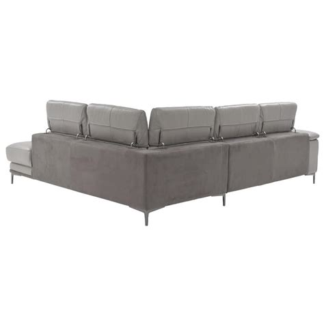 power motion sofa leather richardson power motion leather sofa w right chaise el