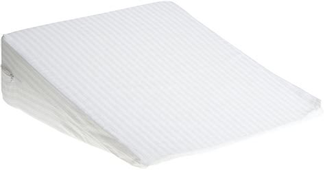 sleep better bed wedge pillow sleep better bed wedge pillow great for bed and kids in