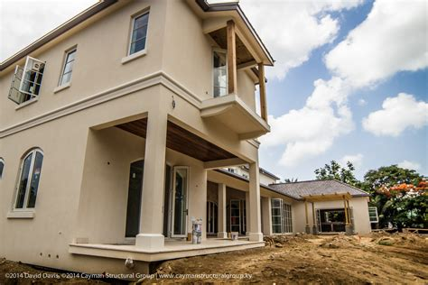 Concrete Home Construction by Cayman Structural Harvey Luxury Concrete Home Construction Cayman Structural