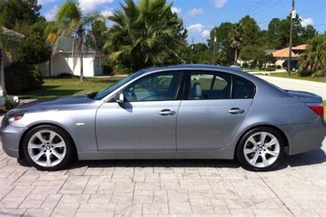 2005 bmw 530i cars for sale