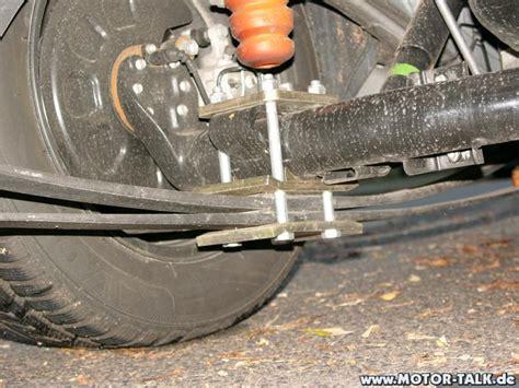 Vw Caddy 14d Tieferlegung Hinterachse by Tieferlegung 2 Caddy Maxi Tuning Vw Caddy 204346706