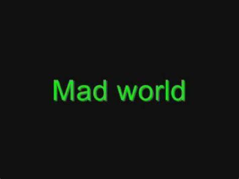 testo e traduzione mad world hqdefault jpg