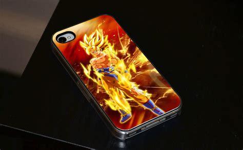 Casing Iphone 5c Ballz Custom Hardcase goku saiyan z phone fits iphone 4 4s 5 5s 5c 6 ebay