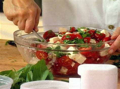 ina garten salad recipes tomato feta salad recipe ina garten food network