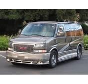 2004 GMC Savana / Chevrolet Express Sunrise Conversion Van  Holland