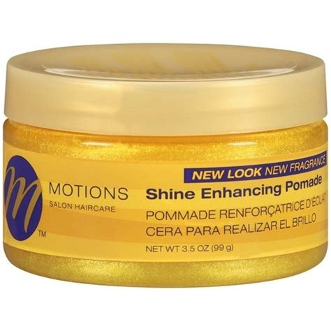 Expo Claymore Pomade 35 Oz Free Sisir motions shine enhancing pomade 3 5 oz by motions