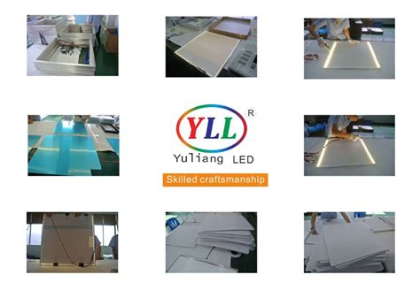 Shorten Led Lights Rgbw Led Panel Lighting
