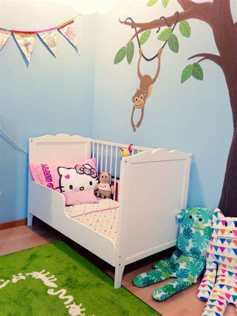 Ikea Crib To Toddler Bed 21 Ikea Sundvik Bed And Crib Ideas To Try Digsdigs