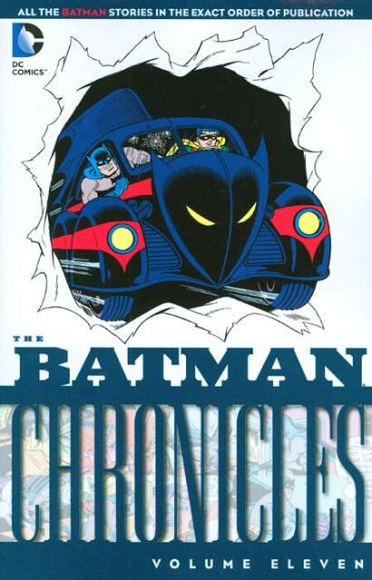 Batman Chronicles Vol 7 the batman chronicles 1 volume one issue