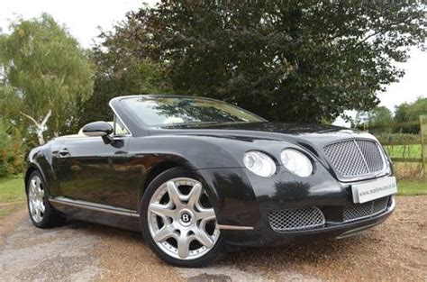 gtc bentley for sale bentley continental gtc mulliner 2008 for sale on car and
