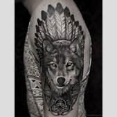 51 Elegant Wolf...