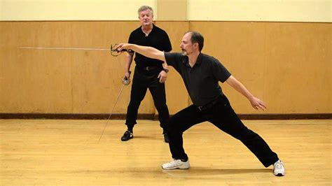 master the combat saber how to and fight with the form of a samurai books sword points 06 the lunge stage