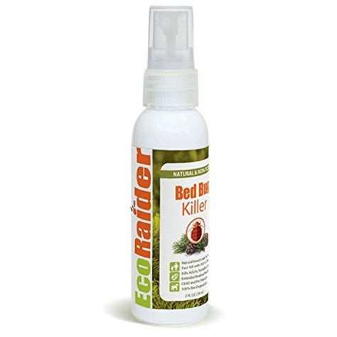 ecoraider bed bug spray bed bug killer by ecoraider 187 youmu travel