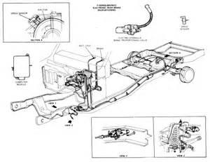 Check Brake System Light Ford F250 Solved 1991 Ford F250 Rear Antilock Light Stays On Fixya