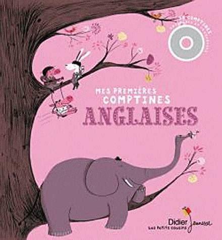 libro les petits cousins mes livre mes premi 232 res comptines anglaises jeanette loric didier jeunesse les petits cousins