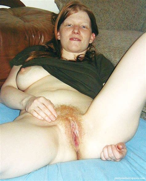 Red Head Hairy Pussy Teen