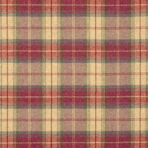 plaid fabric blinds in woodford plaid fabric lavender moss dhigwp306 sanderson highland wool