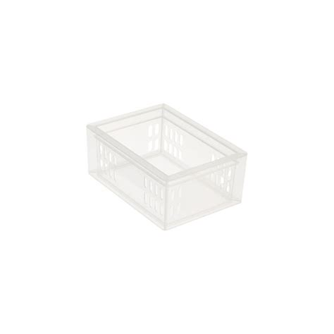 Bathroom Organizer Tray Clear Bathroom Stackable Drawer Organizers Starter Kit The Container