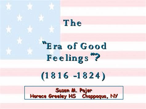 Era Of Feelings Essay by Era Of Feelings Essay