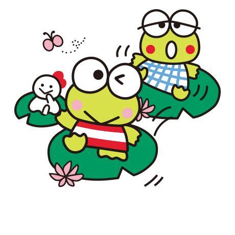 L Character Keroppi shop keroppi products sanrio