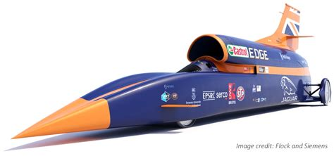 land speed record land speed record the cars and drivers history in numbers