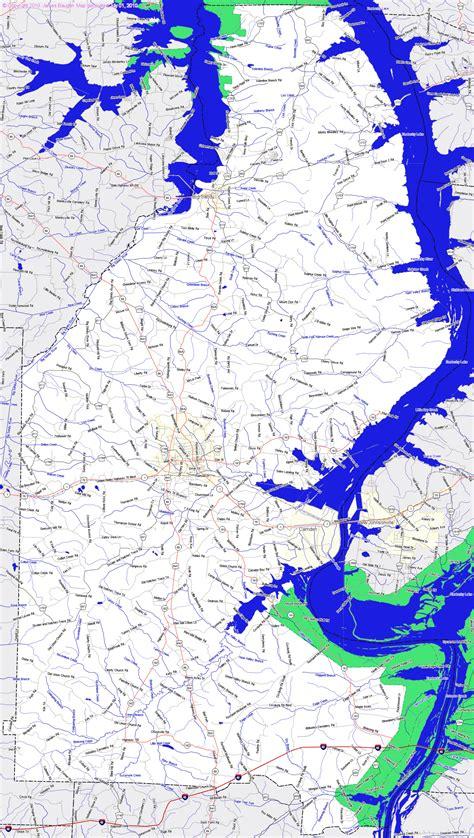 benton texas map bridgehunter benton county tennessee