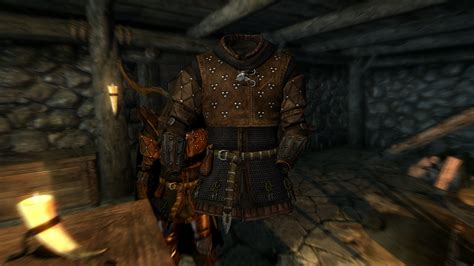 skyrim archer armor mod knightranger archers armor at skyrim nexus mods and