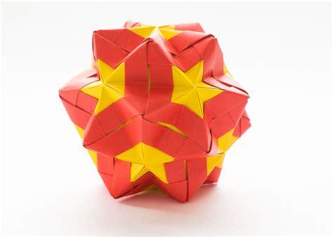 Origami Sonobe - sonobe by sinayskaya go origami