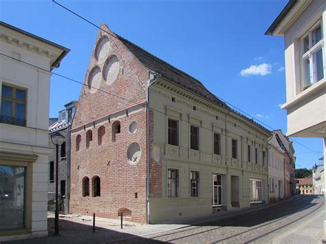 Haus Brandenburg by Gotisches Haus Brandenburg An Der Havel
