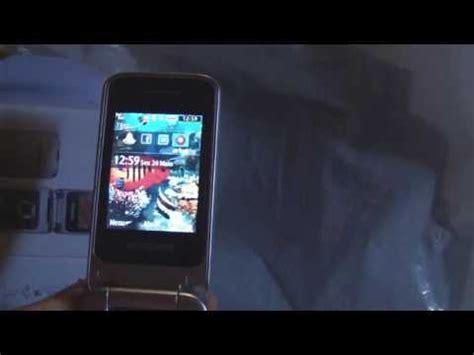 Samsung Lipat C3520 Samsung C3520