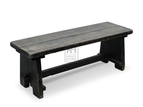 4 foot bench benches prop hire 187 4 ft wide top bench keeley hire