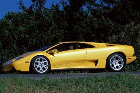 Lamborghini Diablo 2000 2000 Lamborghini Diablo 6 0