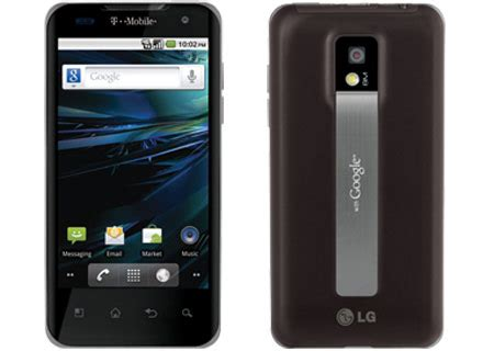 t mobile g2x with google to giggle out through lg this