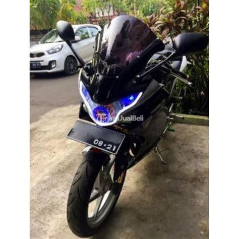 Paking Blok Cbr250 Led 2016 Ori Honda honda cbr 250 r warna hitam metalik tahun 2011 surat komplit pajak jalan aksesoris