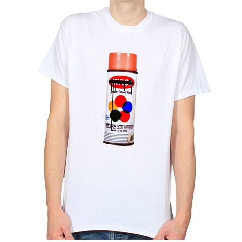 spray paint t shirt not krylon graffiti spraypaint bomb tag paint