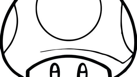 Mario Brothers Toad Coloring Pages