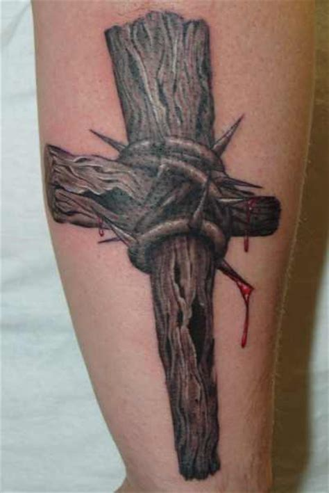 wooden cross tattoos wood cross www imgkid the image kid has it