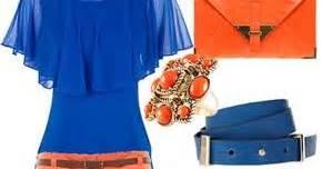 troy tashaz blog colour concept orange and blue outfits troy tashaz blog colour concept orange and blue outfits