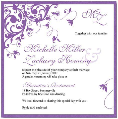 Wedding Invitations, Best Wedding Invitation Templates